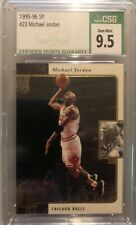 1995-96 UD SP #23 Michael Jordan Chicago Bulls HOF CSG 9.5 GEM MINT 🔷