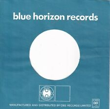BLUE HORIZON Company Reproduction Record Sleeves - (pack of 15)
