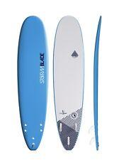 8ft storm blade surfboard blue/white