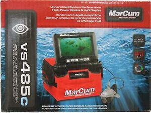 New MarCum VS485c Color Underwater Viewing System