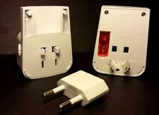 WORLD TRAVEL ADAPTER USB CHARGER COMPATIBLE IN OVER 150 COUNTRIES MSRP $29.99