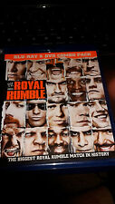 WWE: Royal Rumble 2011 Blu Ray / DVD, 2011, 2-Disc Set, Combo Pack