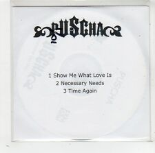 (FW96) Puscha, Show Me What Love Is - DJ CD