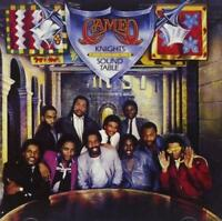 CAMEO Knights Of The Sound Table NEW & SEALED SOUL FUNK R&B  CD (SOUL BROTHER)