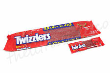 Twizzlers Strawberry EXTRA LONG 708g (1lb 9oz) LARGEST TWIZZLERS IN THE WORLD!