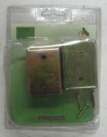 Holz 401604 supporto x traversino traverso 58x40 mm 1 pz acciaio tropicalizzato