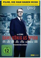 Dame König As Spion mit Gary Oldman, Colin Firth, Tom Hardy, Mark Strong