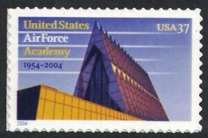 Scott 3838- United States Air Force Academy- MNH (S/A) 2004 37c- unused mint