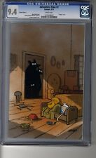 Adventure Time # 7 Virgin Cover C - CGC 9.4 WHITE  Pages - Finn & Jake