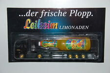 Werbetruck - Tieflader MAN - Leikheim Limonaden - 8