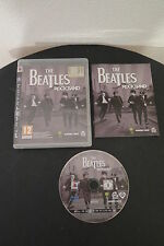 PS3 : THE BEATLES ROCKBAND - Completo, ITA ! Come nuovo! Oltre 40 brani