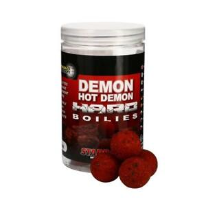 Starbaits Performance Concept Hot Demon Hard Boilies 24mm