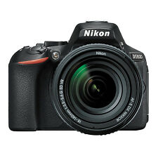 Nikon D5600 DSLR Camera with AF-S DX NIKKOR 18-140mm f/3.5-5.6G ED VR Lens