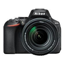 Cámara SLR Nikon D5600 D con AF-S DX NIKKOR 18-140mm f/3.5-5.6G Lente ED VR