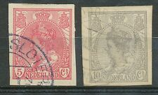 Nederland   82 - 83 gebruikt