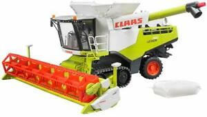 Bruder New Plastic Toy Claas Lexion 780 Terra Trac Toy Comine Harvester 02119