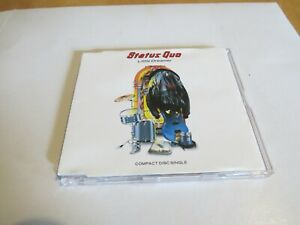 STATUS QUO - Little Dreamer - CD Single - 1989 - 3 tracks - QUOCD 27