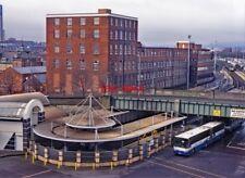 PHOTO  IRISH RAILWAY - GREAT VICTORIA STREET RAILWAY STATION
