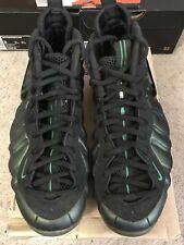 2011 Nike Air Foamposite PRO Pine Green Black 624041-301 Size 10.5