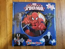 Marvel Ultimate Spiderman My First Puzzle Book - 5 Puzzles  Marvel Great Shape