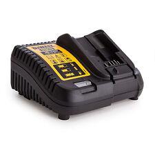 DeWalt Compact DCB113 10.8v - 18v Li-Ion XR Battery Charger 10.8v 14.4v 18v