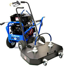 18hp Briggs And Stratton Petrol Engine Pressure Washer 36 Surface Cleaner