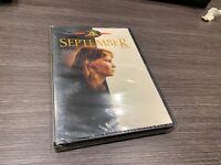 Settembre DVD Settembre Woody Allen Sigillata Nuovo