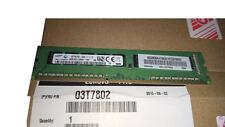 Lenovo ThinkServer TS140 PC3-12800E 1600MHz DDR3 ECC-UDIMM 4GB Memory 03T8261