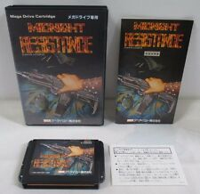 Mega-Drive Genesis -- Midnight Resistance -- New!! Box. JAPAN Game Sega. 11509