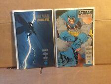 Batman The Dark Knight Returns 1-4 1st Printings