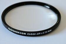 7DAYSHOP 72mm Close Up +4 Filter