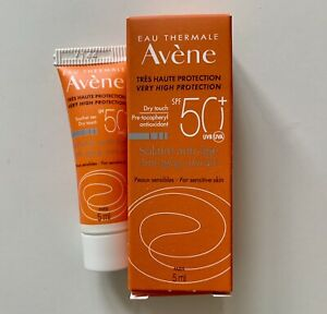 New Avène 50 SPF Anti-age Suncare , Dry Touch Antioxidant sample