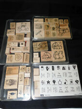 Stampin Up Rubber Stamp Kits Your Choice