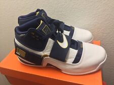 "3327cf50b09eb 2018 Nike Zoom LeBron Soldier 1 ""25 Straight"" CT16 QS AO2088 400 Size 14"