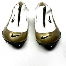Nike Zoom Rival Women 7.5 Athletic Spike Shoes Bowerman Track Field Training