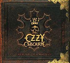 Ozzy Osbourne Memoirs of a Madman LP Vinyl 33rpm 180gm