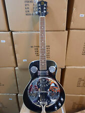 More details for electro-acoustic resonator guitar