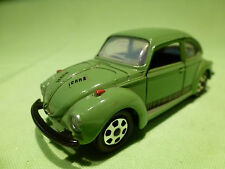 MEBETOYS A88 VW VOLKSWAGEN KAFER 1303 - JEANS - GREEN - 1:43 - GOOD CONDITION