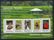 Nederland 2751-E-1 Vel van 5 Nederland-Indonesië 2010 -*BIJZONDER LEES*
