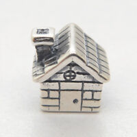 Authentic Genuine S925 Silver A Nice House Home European Bracelet Charms Bead
