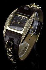 + Wristwatch °°  DAMENUHR mit Strassbesatz   JB090315
