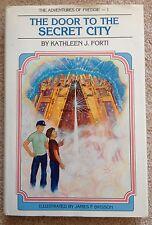 The Door to the Secret City:  Adventures of Freddie  by Kathleen Forti - 1984