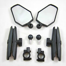 "DoubleTake Mirror Two Adventure 6"" RAM Arm 10mm x 1.25 Ball Mount Split Clamp"