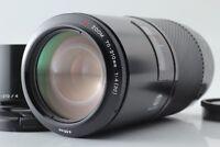Exc+++++ Konica Minolta 70-210mm f/4 AF Zoom Macro Lens For Minolta from Japan