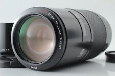 Exc+++++ Konica Minolta 70-210mm f/4 AF Zoom Macro Lens For Minolta from Japan