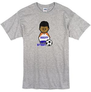 Brian Stein Luton Town Inspired T-shirt - Retro Classic Football Icon Fan Shirt