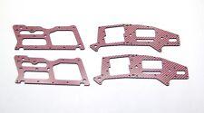 Xtreme Heli Align T-Rex 250 rot Carbon Fiber Frame Set (4PC) 11754R Rückenflug RTF