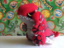 Pokemon Center Plush 2006 Pokedoll Groudon Poke Doll stuffed figure USA Seller