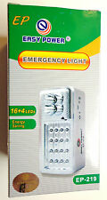Emergency Automatic on Power outage LED light lamp Storms, Hurricane 110v - 240v