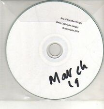 (CQ388) Boy of the Afterthought, Dead Cold Quiet - 2011 DJ CD